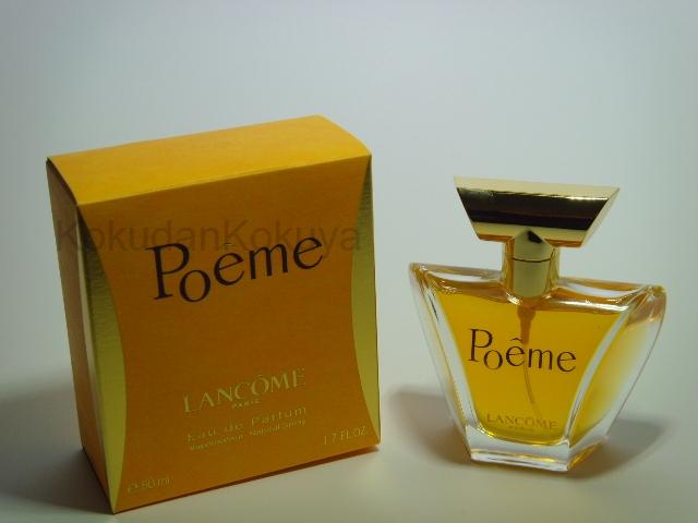 LANCOME Poeme (Vintage) Parfüm Kadın 50ml Eau De Parfum (EDP) Sprey