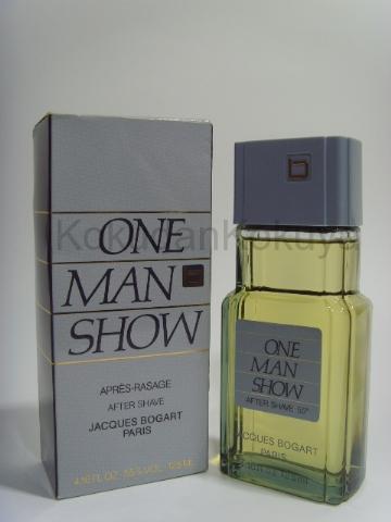 JACQUES BOGART One Man Show (Vintage) Erkek Cilt Bakım Ürünleri Erkek 125ml Traş Losyonu Dökme