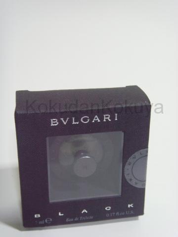 BVLGARI Black (Vintage) Parfüm Unisex 5ml Minyatür (Mini Perfume) Dökme