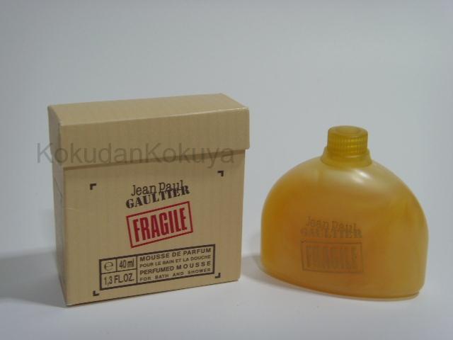 JEAN PAUL GAULTIER Fragile (Vintage) Banyo Ürünleri Kadın 40ml Duş Jeli