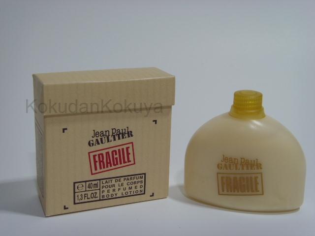 JEAN PAUL GAULTIER Fragile (Vintage) Vücut Bakım Ürünleri Kadın 40ml Vücut Losyonu