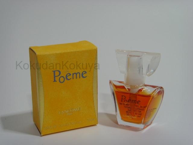 LANCOME Poeme (Vintage) Parfüm Kadın 7ml Minyatür (Mini Perfume) Sprey