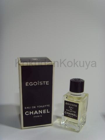 CHANEL Egoiste pour Homme (Vintage) Parfüm Erkek 4ml Minyatür (Mini Perfume) Dökme
