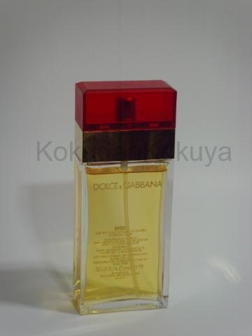 DOLCE GABBANA Pour Femme (Vintage) Parfüm Kadın 100ml Eau De Toilette (EDT) Sprey