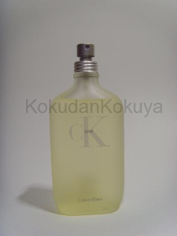 CALVIN KLEIN CK One (Vintage) Parfüm Unisex 200ml Eau De Toilette (EDT) Sprey