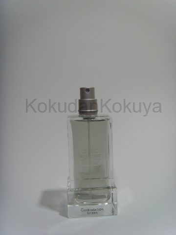 CALVIN KLEIN Contradiction for Men (Vintage) Parfüm Erkek 100ml Eau De Toilette (EDT) Sprey