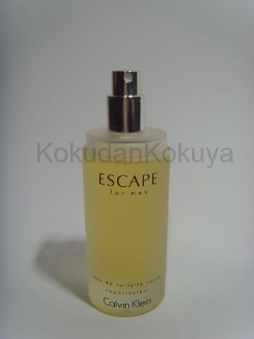 CALVIN KLEIN Escape for Men (Vintage) Parfüm Erkek 100ml Eau De Toilette (EDT) Sprey
