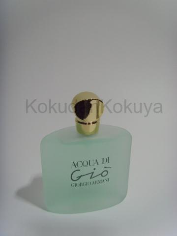 GIORGIO ARMANI Acqua Di Gio pour Femme (Vintage) Parfüm Kadın 100ml Eau De Toilette (EDT) Sprey