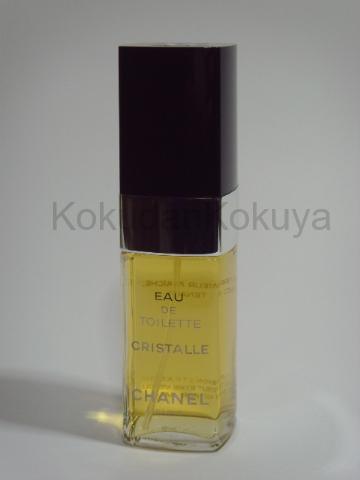 CHANEL Cristalle (Vintage) Parfüm Kadın 100ml Eau De Toilette (EDT) Sprey
