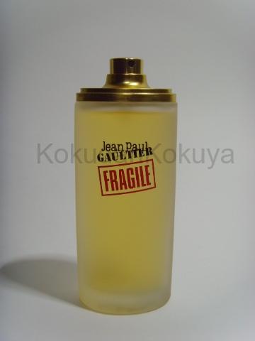 JEAN PAUL GAULTIER Fragile (Vintage) Parfüm Kadın 100ml Eau De Toilette (EDT) Sprey