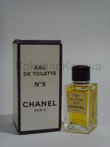 CHANEL No. 5 (Vintage) Parfüm Kadın 4.5ml Minyatür (Mini Perfume) Dökme