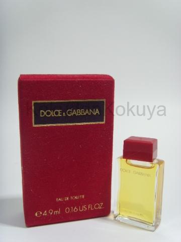 DOLCE GABBANA Pour Femme (Vintage) Parfüm Kadın 4.9ml Minyatür (Mini Perfume) Dökme
