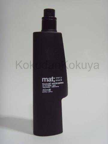 MASAKI MATSUSHIMA Very Male (Vintage) Parfüm Erkek 40ml Eau De Toilette (EDT) Sprey