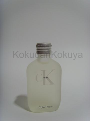 CALVIN KLEIN CK One (Vintage) Parfüm Unisex 15ml Eau De Toilette (EDT) Dökme