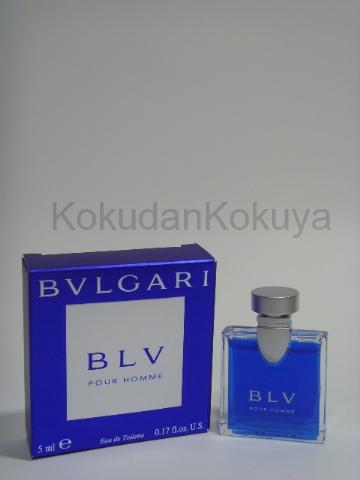 BVLGARI BLV pour Homme (Vintage) Parfüm Erkek 5ml Minyatür (Mini Perfume) Dökme