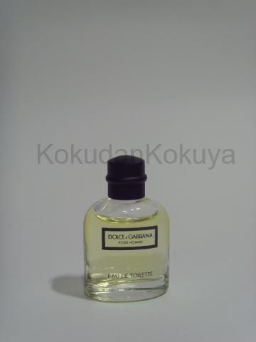 DOLCE GABBANA Pour Homme (Vintage) Parfüm Erkek 4.5ml Minyatür (Mini Perfume) Dökme