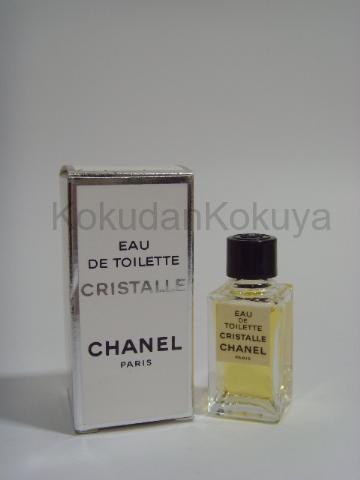 CHANEL Cristalle (Vintage) Parfüm Kadın 4.5ml Minyatür (Mini Perfume) Dökme