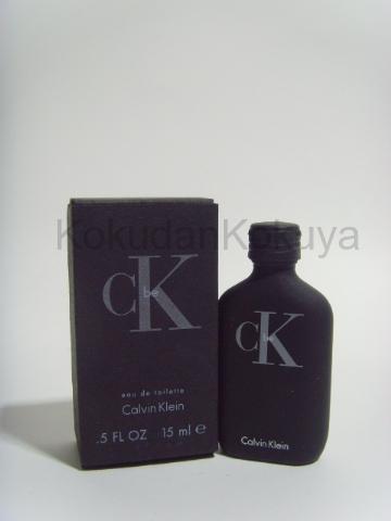 CALVIN KLEIN CK Be (Vintage) Parfüm Unisex 15ml Eau De Toilette (EDT) Dökme