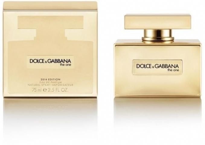 DOLCE GABBANA The One Gold Parfüm Kadın 75ml Eau De Parfum (EDP)