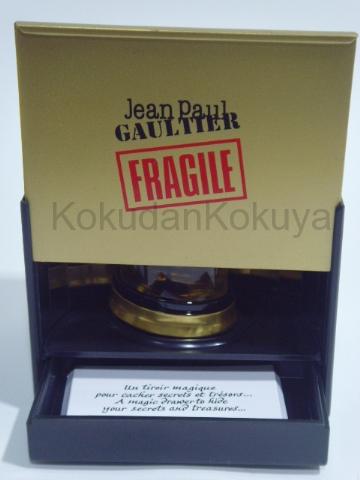 JEAN PAUL GAULTIER Fragile (Vintage) Parfüm Kadın 7ml Minyatür (Mini Perfume) Dökme