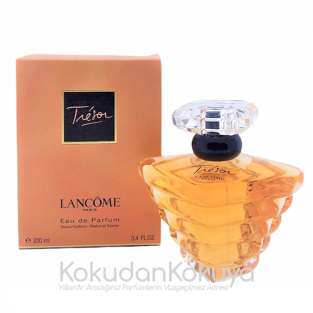 LANCOME Tresor (Vintage) Parfüm Kadın 100ml Eau De Parfum (EDP) Sprey