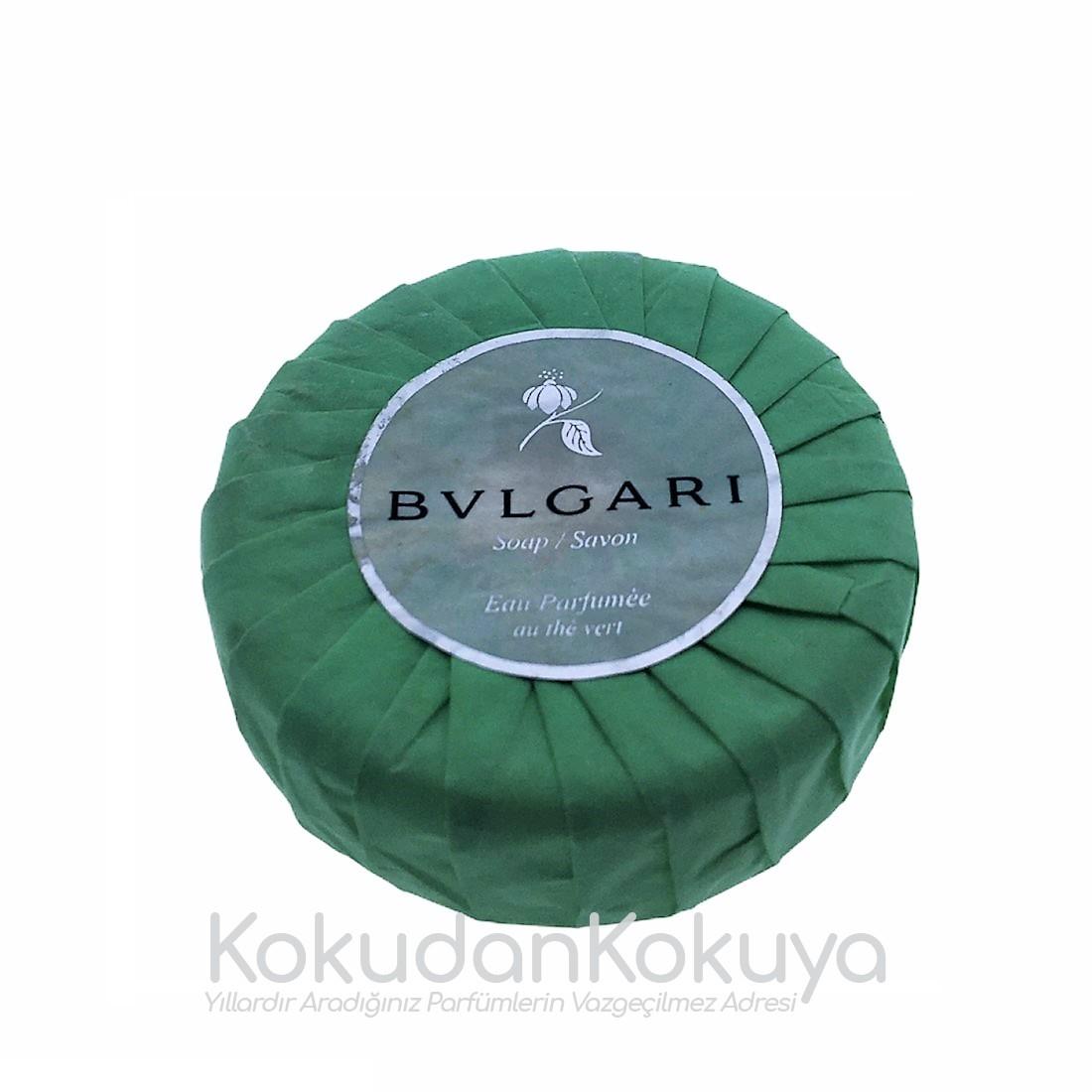 BVLGARI Eau Parfumee Au The Vert (Vintage) Vücut Bakım Ürünleri Unisex 75ml Sabun