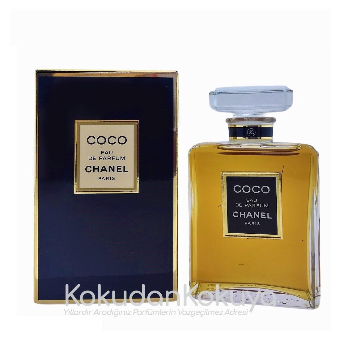 CHANEL Coco Chanel (Vintage) Parfüm Kadın 50ml Eau De Parfum (EDP) Dökme