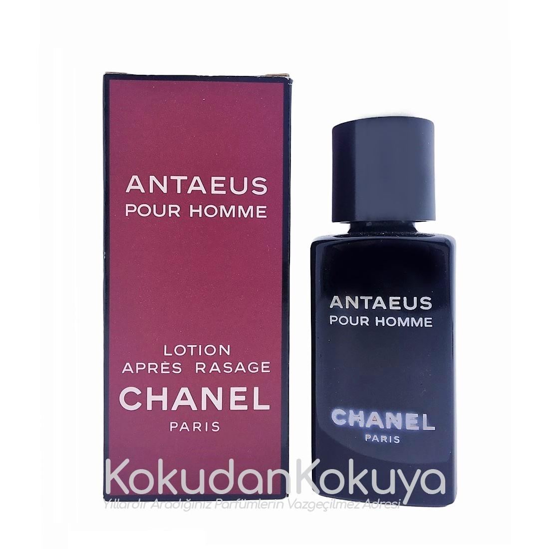 CHANEL Antaeus pour Homme (Vintage) Erkek Cilt Bakım Ürünleri Erkek 50ml Traş Losyonu Dökme