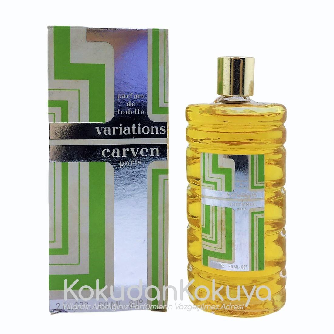 CARVEN Variations (Vintage) Parfüm Kadın 60ml Parfum de Toilette  Dökme