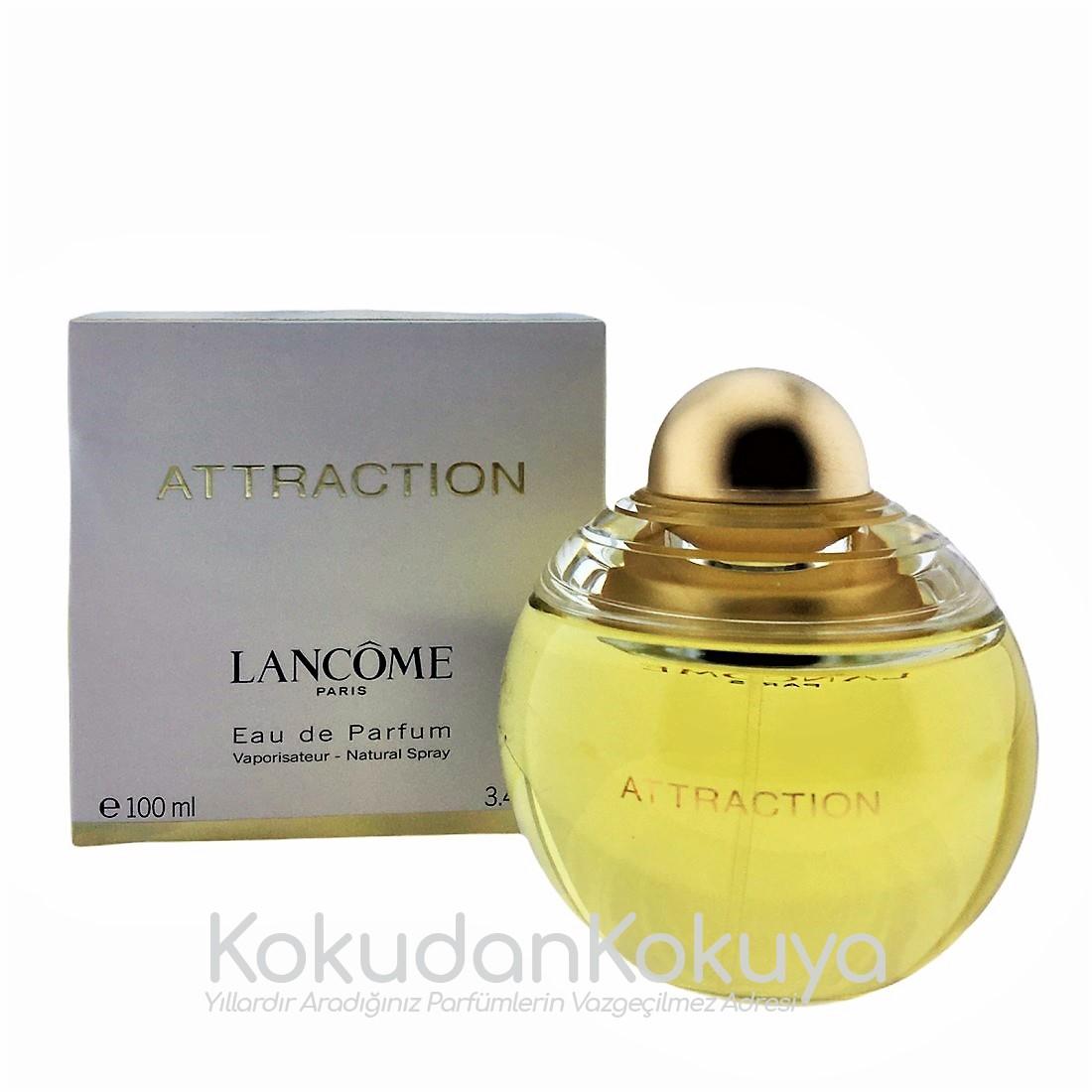 LANCOME Attraction (Vintage) Parfüm Kadın 100ml Eau De Parfum (EDP) Sprey