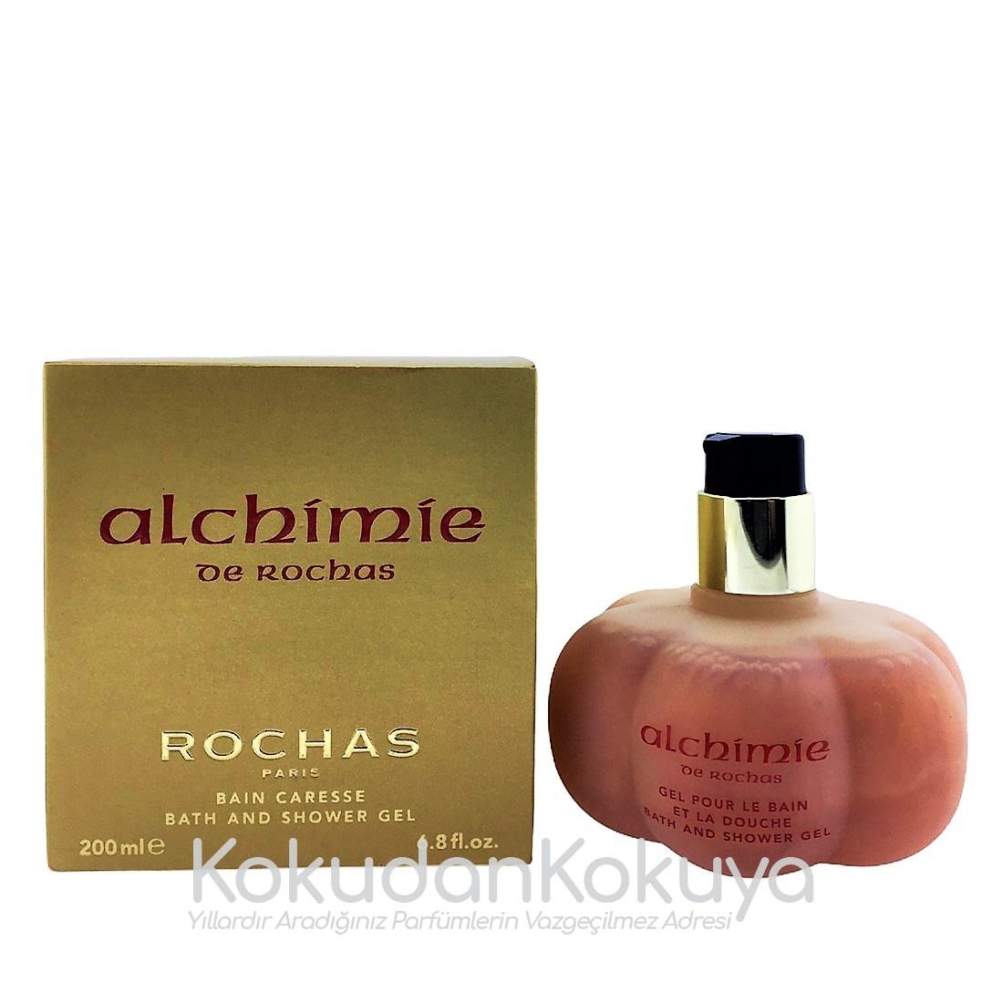 ROCHAS Alchimie (Vintage) Banyo Ürünleri Kadın 200ml Duş Jeli