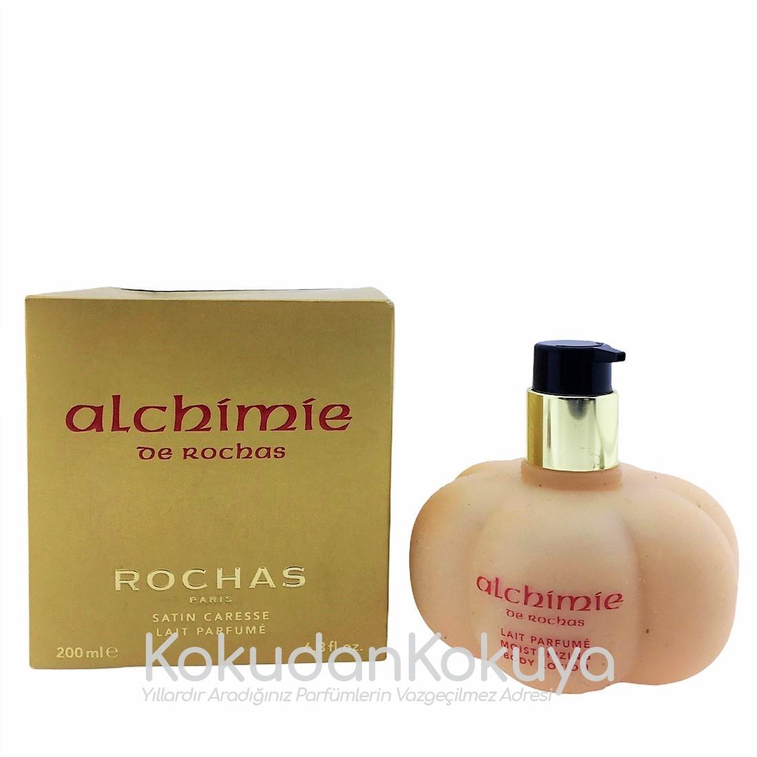 ROCHAS Alchimie (Vintage) Vücut Bakım Ürünleri Kadın 200ml Vücut Losyonu