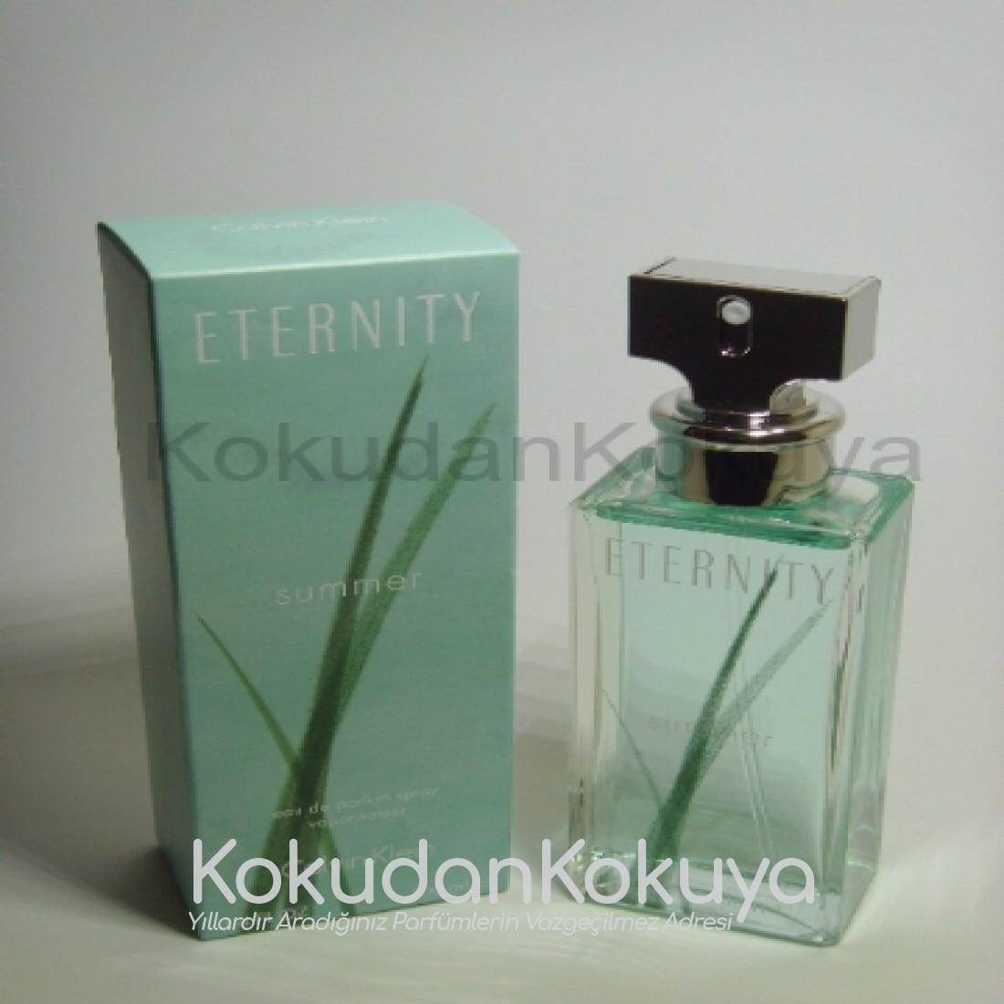 CALVIN KLEIN Eternity Summer 2005 (Vintage) Parfüm Kadın 100ml Eau De Parfum (EDP) Sprey