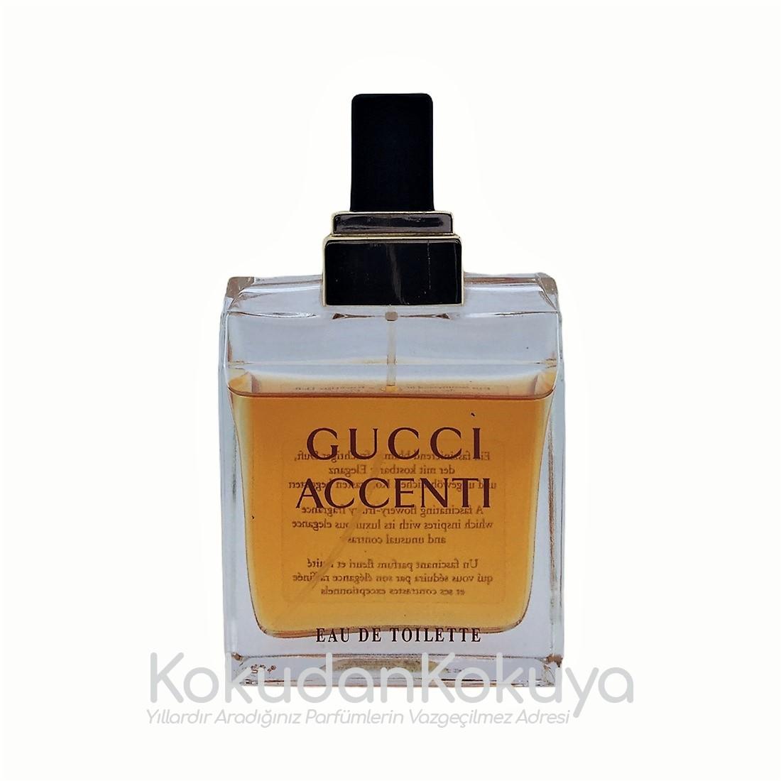 GUCCI Accenti (Vintage) Parfüm Kadın 100ml Eau De Toilette (EDT) Sprey