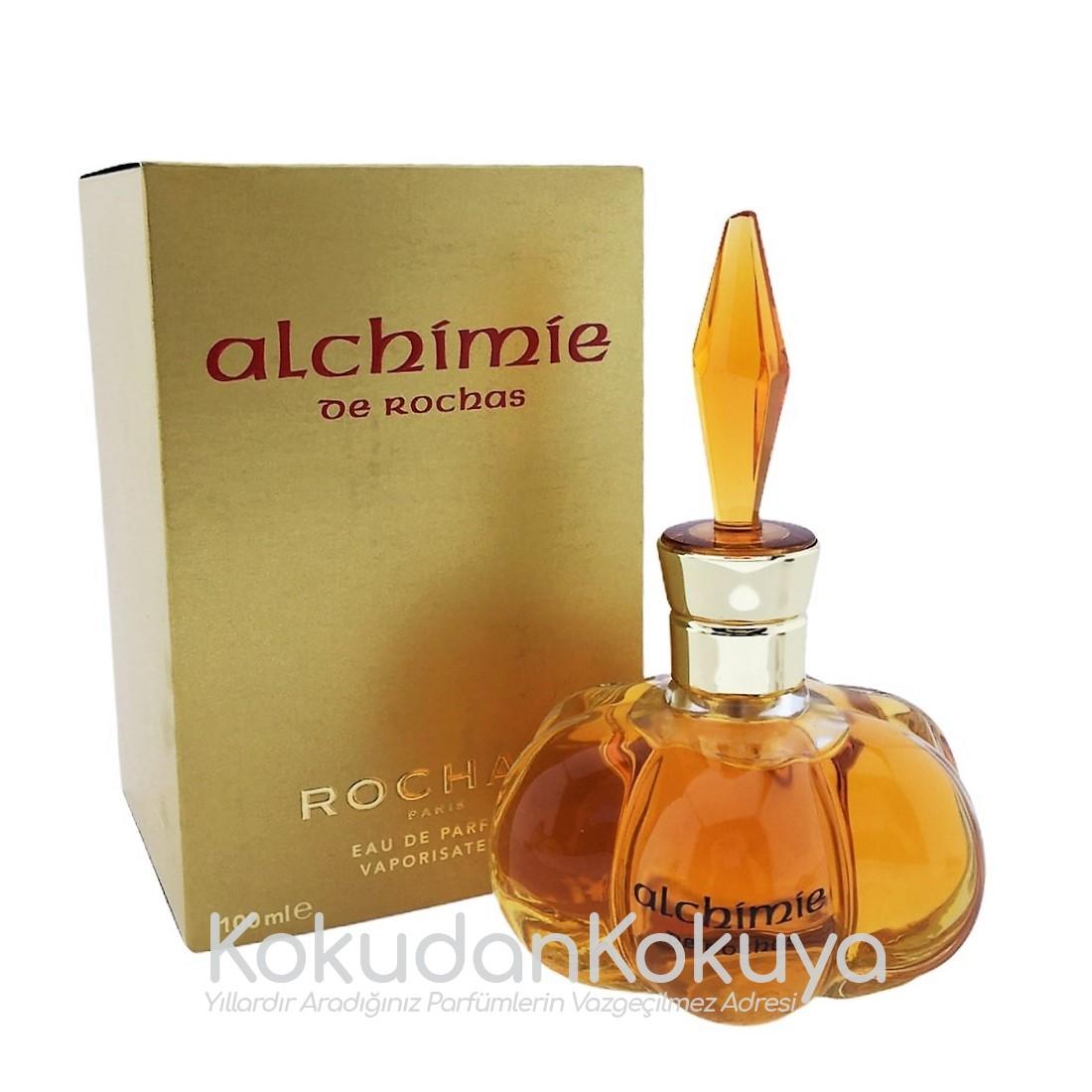 ROCHAS Alchimie (Vintage) Parfüm Kadın 100ml Eau De Parfum (EDP) Sprey